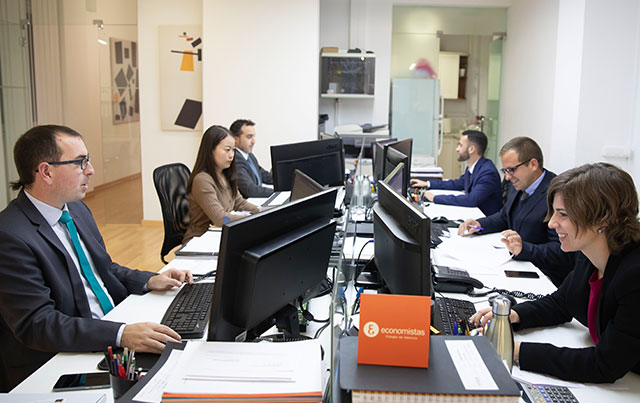 Despacho de economistas y abogados en Valencia