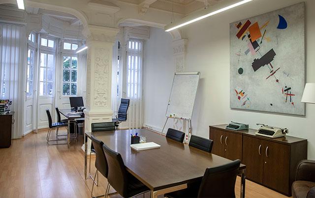 Miñana Beltran ufficio di Valencia, Spagne